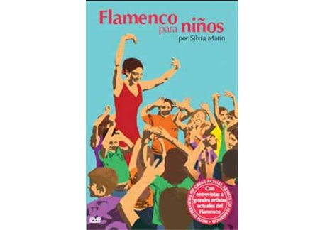 Flamenco para niños . DVD