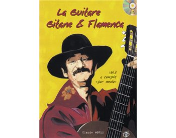 La Guitare Gitane & Flamenca. Libro + CD. v. 2