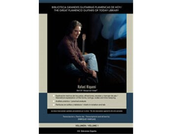 Libro de partituras del CD Alcazar de Cristal v. 1
