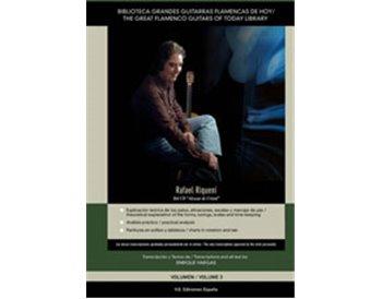 Libro de partituras del CD Alcazar de Cristal v. 3