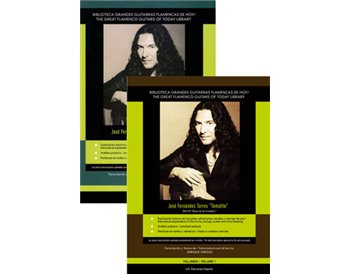 Partituras CD Paseo de los castaños  v. 1 & v. 2