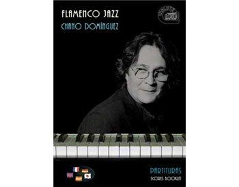Libro-Disco Flamenco Jazz partituras para piano