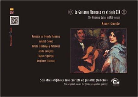 The Flamenco Guitar in the XIX century