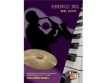 Libro Flamenco Jazz - Real Book recopilado por Guillermo M
