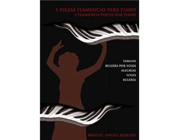 5 piezas flamencas para piano