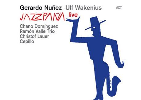 Gerardo Núñez - Jazzpaña Live - CD