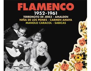 FLAMENCO 1952-1961 - 2 CDs
