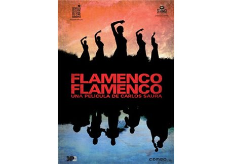 Flamenco, flamenco - DVD PAL