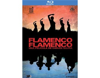 Flamenco, flamenco - Blu-Ray