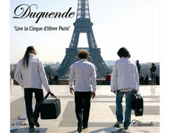 Live in Cirque DHiver Paris