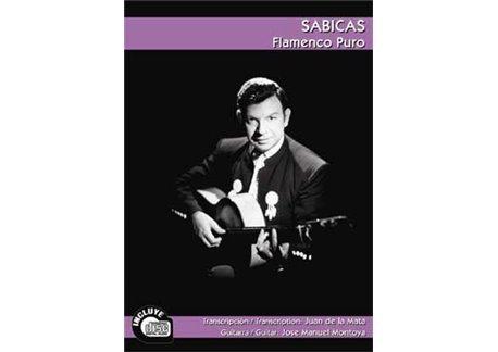 Flamenco Puro  - Partituras - Tabs - Incluye CD