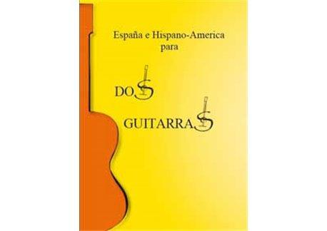 España e Hispano-América para ds guitarras - Guitar Duets