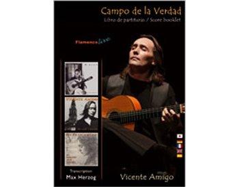 Vicente Amigo Campo de la Verdad tab sheet