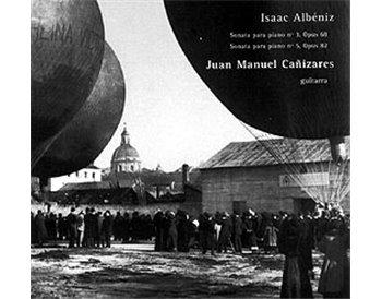 Isaac Albéniz. Sonatas para piano, 3 y 5