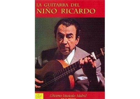 La guitarra del Niño Ricardo. Tab sheets