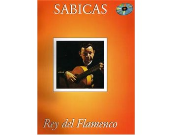 Rey del Flamenco (Partituras) Incluye CD