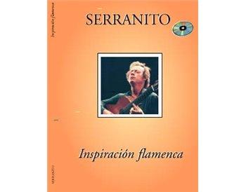 Inspiración Flamenca. Libro partituras + CD