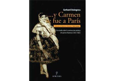 ... Y Carmen se fue a París