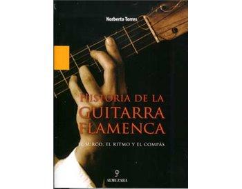 Historia de la Guitarra Flamenco. El surco. El ritmo y el compás