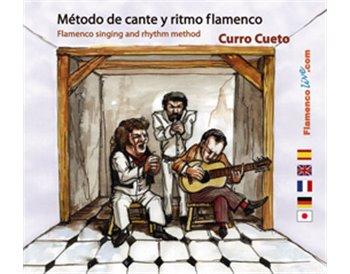 Libro-CD didáctico Método de ritmo y cante flamenco