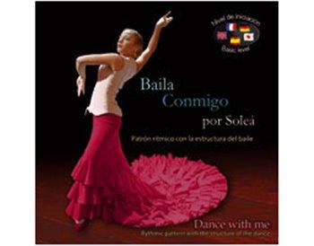 Método de baile en CD Baila conmigo x Solea