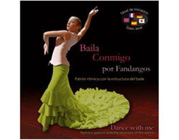 Método de baile en CD Baila conmigo x Fandangos