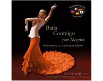 Método de baile en CD Baila conmigo x alegrias