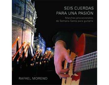 Seis cuerdas para una pasión. CD