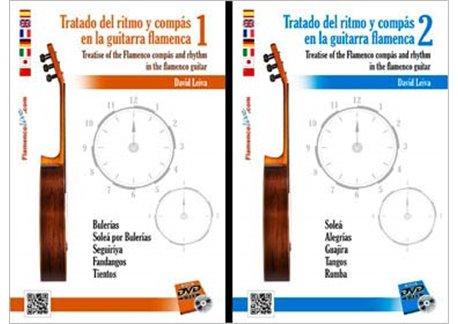 Tratado del ritmo y compás en la Guitarra Flamenca