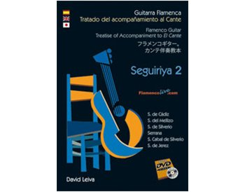 Treatise of Accompaniment to El Cante - Seguiriya .Vol. 2