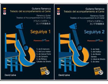 Treatise of Accompaniment to El Cante - Seguiriya .Vol 1  &