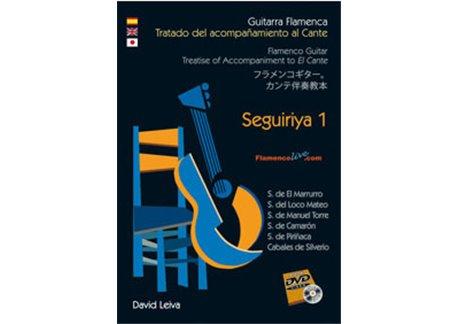 Tratado del Acompañamiento al Cante - Seguiriya .Vol. 1
