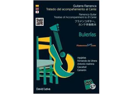 Treatise of Accompaniment to El Cante Bulerías - DVD
