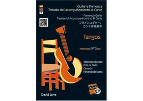 Treatise of Accompaniment to El Cante - Tangos - dvd