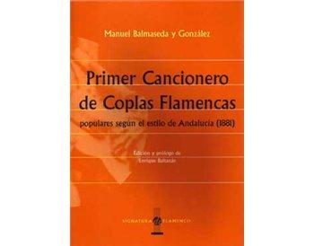 Primer Cancionero de Coplas Flamencas