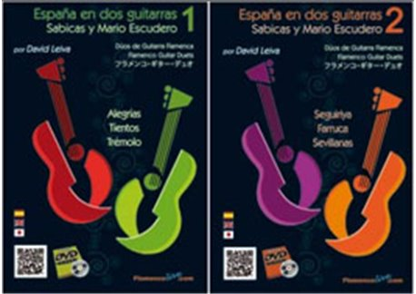 España en dos guitarras - Sabicas y Mario Escudero
