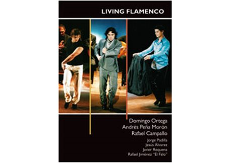 Living flamenco (dvd)