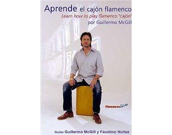 Aprende a tocar el cajón flamenco DVD