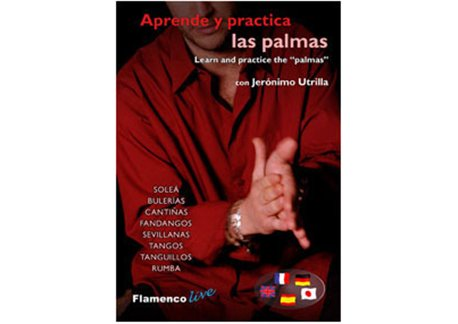 Aprende y Práctica las Palmas. DVD