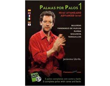 Palmas Por Palos 1. DVD