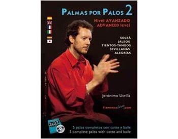 Palmas Por Palos 2. DVD
