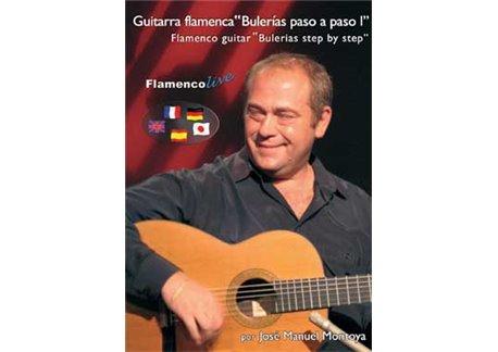 La Guitarra Flamenca paso a paso. Bulerias.