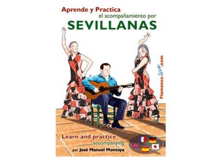 Aprende y Practica el acompañamiento por Sevillanas