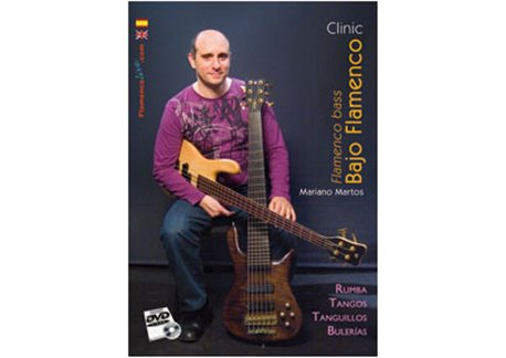 Clinic de Bajo Flamenco. DVD/Libro