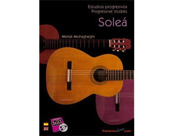 Progressive studies for Flamenco Guitar v.1 Soleá