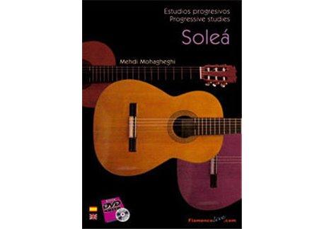 Estudios progresivos para Guitarra Flamenca V. 1 Soleá