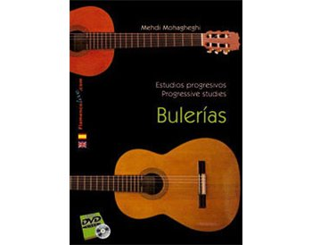Progressive studies for Flamenco Guitar V. 2 Bulerías