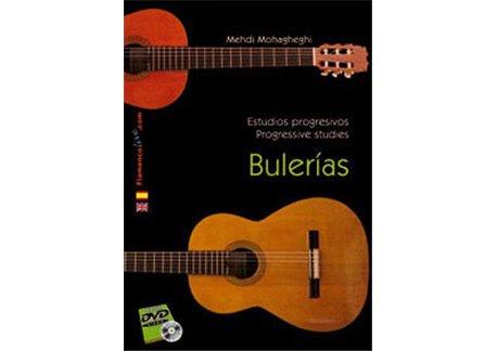 Estudios progresivos para Guitarra Flamenca V. 2 Bulerías