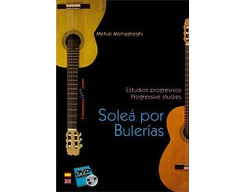 Progressive studies for Flamenco Guitar V. 3 Soleá por Buler