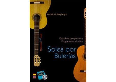 Estudios progresivos para Guitarra Flamenca V. 3 Soleá por B